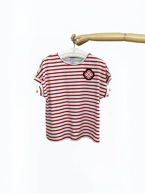 jersey t-shirt stripes