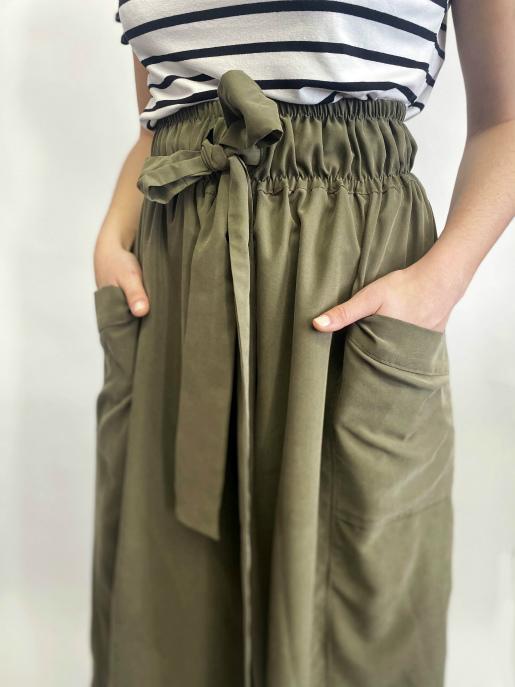 wide leg light trousers jkh online shop