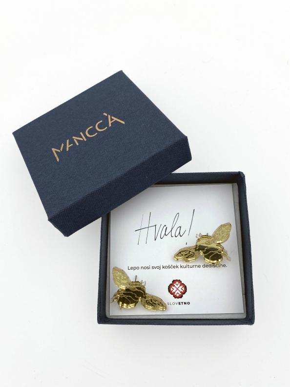 jkh honey bee earrings